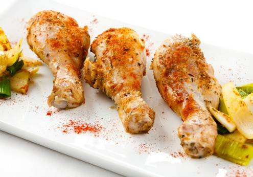 image for Patas de pollo crocantes