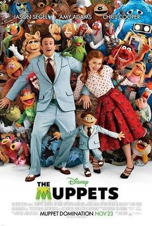 "image for Ya llegan ""The Muppets"" a la gran pantalla !Gánate un par de boletos al preestreno!"