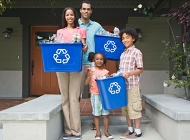 image for Reciclar en familia