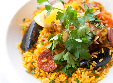 image for Paella simple