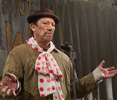image for Danny Trejo y su papel en <i>Muppets Most Wanted</i>