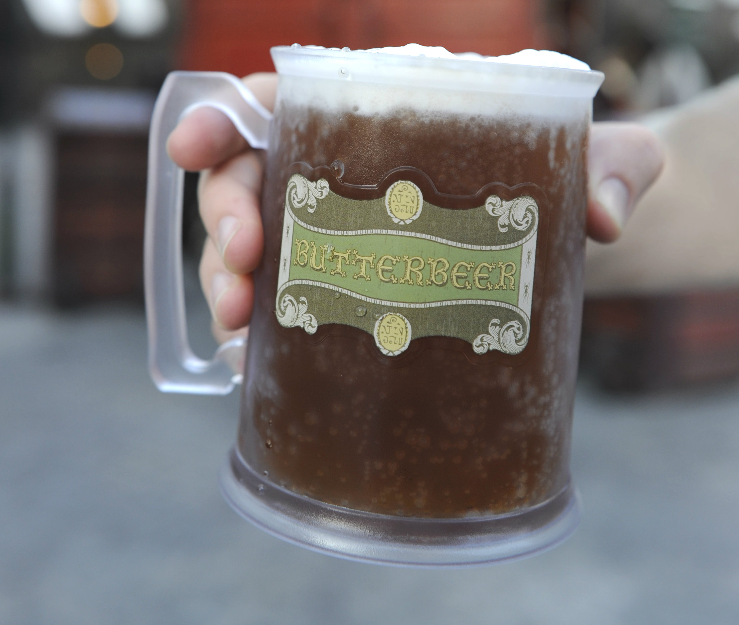 Butterbeer - WWoHP at USH - PhotoCredit Kevin Kolczynski